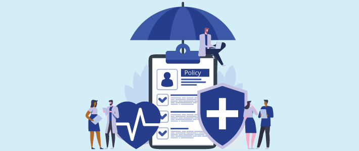 Health insurance policy benefits