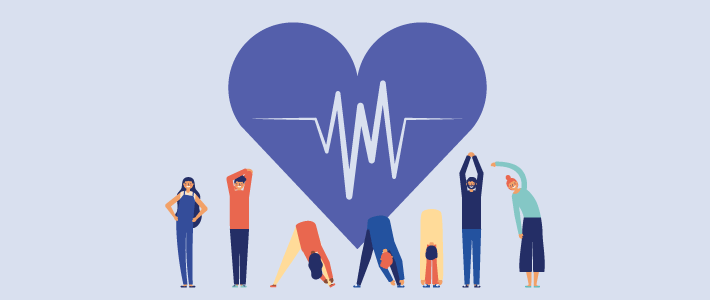 Exercises that boost heart health