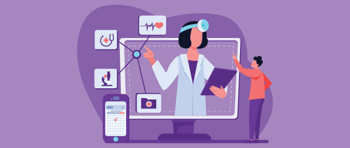 Technology brings healthcare closer