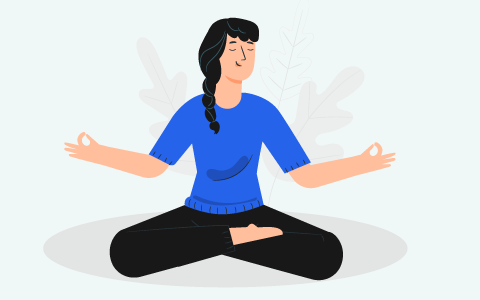 Meditate your way to a stress-free life!